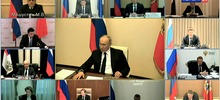 Обращение Президента России в тезисах