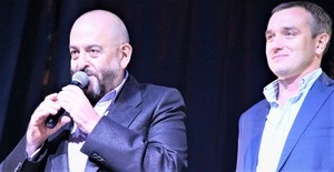 Михаил Шуфутинский и Михаил Захаров