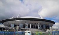 И снова «Газпром Арена»…