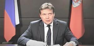 Антон Глушков докладывает о «доходах СРО»
