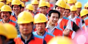 Китайские строители идут!