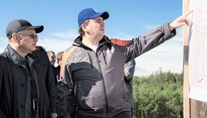 Ирек Файзуллин и Алексей Борисов