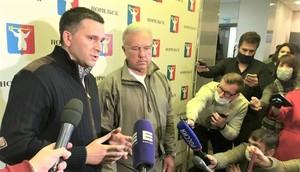 Дмитрий Кобылкин отвечает на вопросы журналистов
