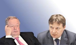 Михаил Посохин и Антон Глушков