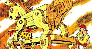 Троянская лошадка