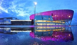 Конгресс-Центр в Екатеринбурге