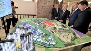Проект жилого городка Универсиады-2023