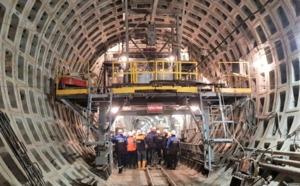 Забастовка метростроевцев