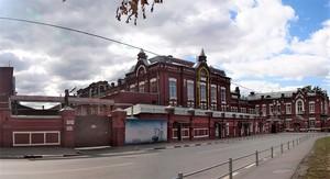 Здания бывшего завода «Кристалл»