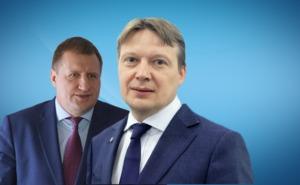 Антон Глушков и Максим Федорченко