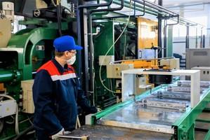 Новый цех по производству алюминиевых радиаторов в Волгограде