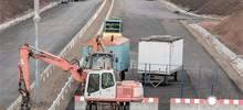 Кто отстаёт в дорожном строительстве?