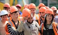 Мигранты вновь появятся на стройках