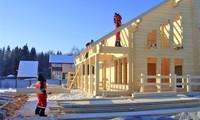 Стандарты для дома деревянного