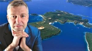 Дмитрий Рыболовлев и его остров
