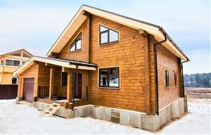 ТЗ для деревянного дома