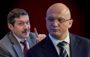 Михаил Богданов и Дмитрий Волков