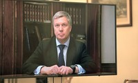 Сенатор Русских возглавил губернию