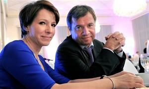 Татьяна и Валентин Юмашевы