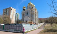 Мордовский храм ждёт зимы