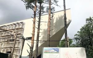 Строительство Федерального детского реабилитационного центра в Подольске