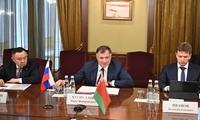 Встреча вице-премьеров