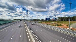 Скоростная трасса Москва – Санкт-Петербург
