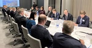 Заседание в Хельсинки