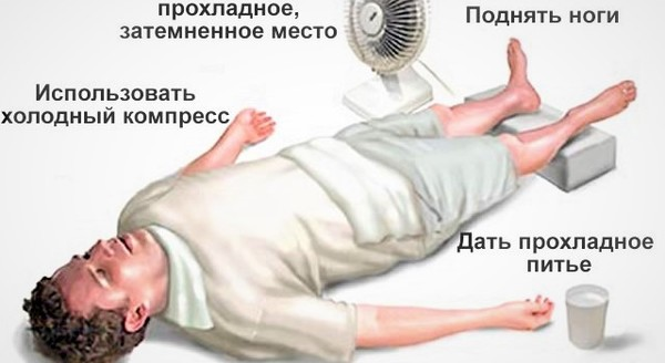 Когда жара не страшна