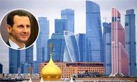 Сирия-таун в Москва-Сити