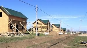 На селе строить будем больше!