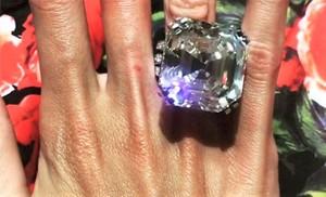 Подаренное кольцо