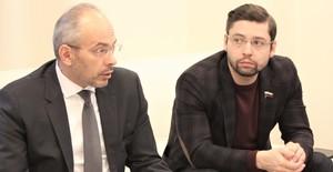 Николай Николаев и Александр Якубовский