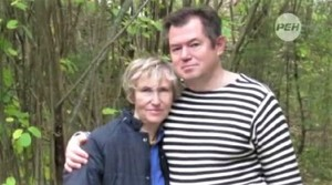 Оксана и Сергей Глазьевы
