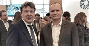 Антон Глушков и Антон Мороз