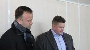 Михаил Храмов и Евгений Кабанов