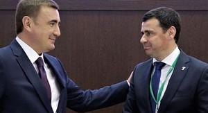 Дмитрий Миронов и Анатолий Дюмин