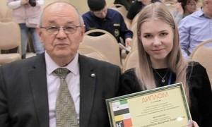 Валерий Мозолевский и Надежда Бурима
