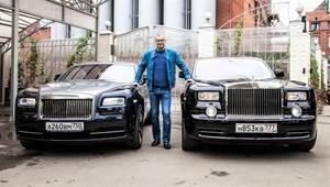 Андрей Ковалёв и его машинки