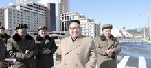 Как он рад, что поедет в Кимченград
