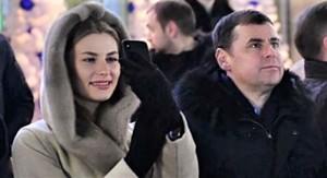Татьяна Ляй и Дмитрий Миронов