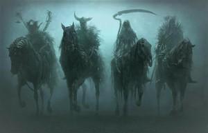 СРО всадники Апокалипсиса