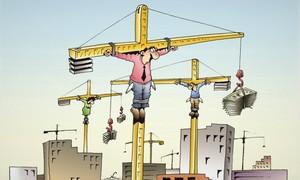 Кризис на стройках