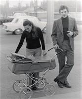 Тимченко с коляской