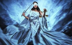 Фемида – богиня правосудия