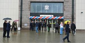 Новые станции метро в Питере