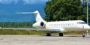 Самолёт Bombardier Global 5000