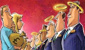 Честные банкиры ждут деньги дольщиков