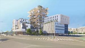 Франция деревянная