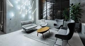 Мебель из бетона для офиса